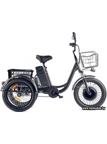 Электровелосипед Eltreco Porter Fat 500 2021