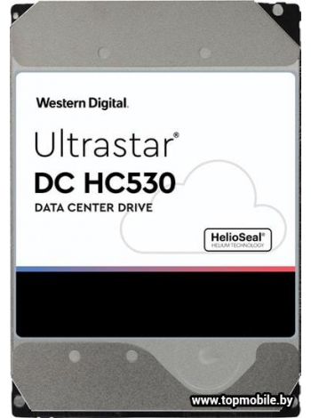 Western Digital Ultrastar DC HC530 (WUH721414ALE6L4) 14000Gb