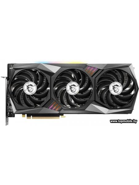 Видеокарта MSI GeForce RTX 3060 Gaming X Trio 12G