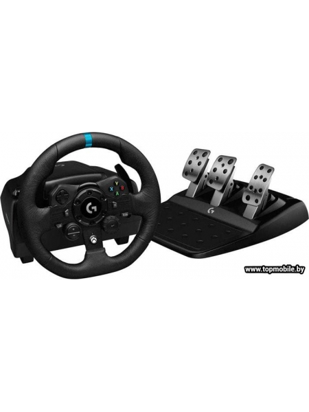 Руль Logitech G923 для Xbox