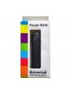 Портативное зарядное устройство PowerBank 2600