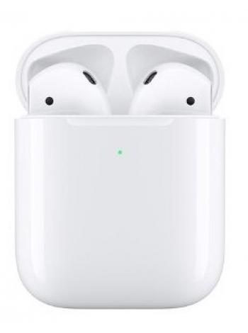 Apple AirPods 2 (беспроводная зарядка)