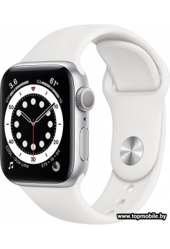 Умные часы Apple Watch Series 6 40 мм
