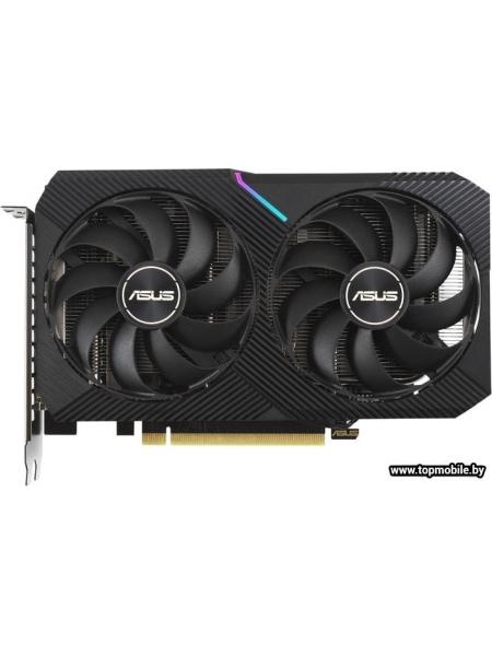 Видеокарта ASUS Dual GeForce RTX 3060 OC Edition 12GB GDDR6