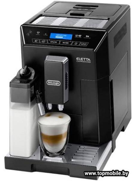 Кофемашина DeLonghi ECAM 44 664 B