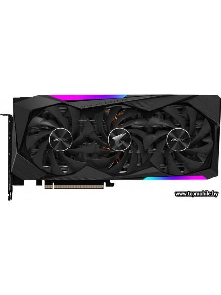 Видеокарта Gigabyte Aorus GeForce RTX 3070 Master 8GB GDDR6 GV-N3070AORUS M-8GD LHR