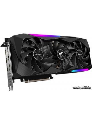 Видеокарта Gigabyte Aorus GeForce RTX 3070 Master 8GB (rev. 1.1) No LHR