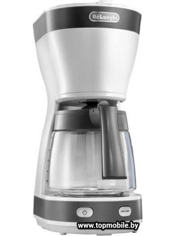 Кофеварка DeLonghi ICM 16210 WS