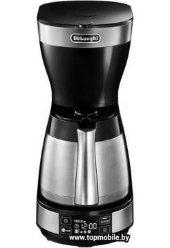 Кофеварка DeLonghi ICM 16731 BK