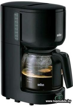 Кофеварка BRAUN KF 3120 BK