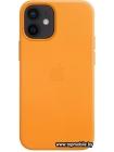 MagSafe Leather Case для iPhone 12 mini