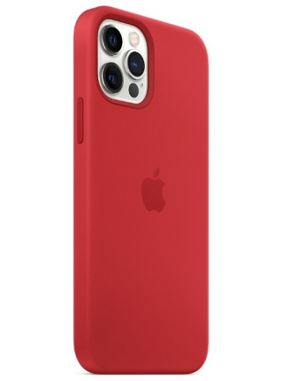 MagSafe Silicone Case для iPhone 12/12 Pro