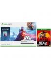 Игровая приставка Microsoft Xbox One S 1TB Battlefield V + RDR2