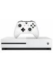 Игровая приставка Microsoft Xbox One S 500GB + Halo 5 + Rare Replay + Gears of War UE