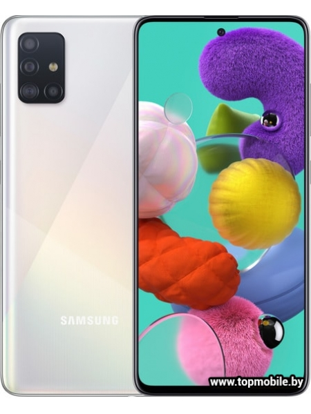 Смартфон Samsung Galaxy A51 4/64GB