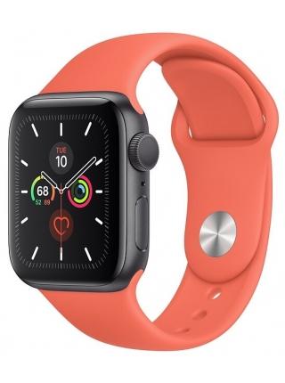 Умные часы Apple Watch Series 5 LTE 40 мм Aluminum