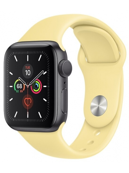 Умные часы Apple Watch Series 5 LTE 44 мм Stainless