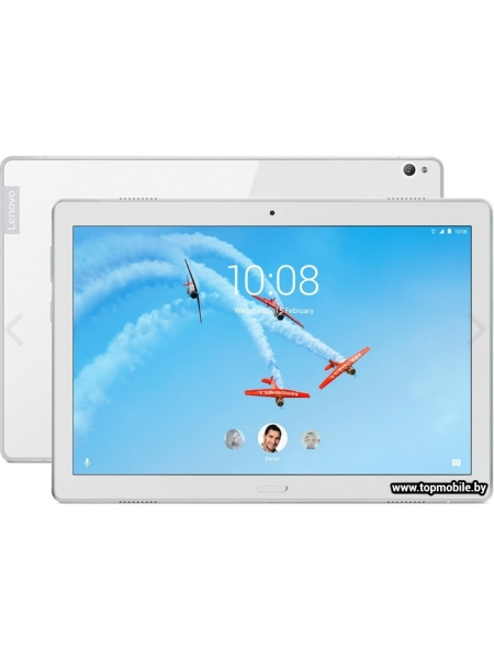 Планшет Lenovo Tab P10 TB-X705F 3GB/32GB ZA440005PL (белый)